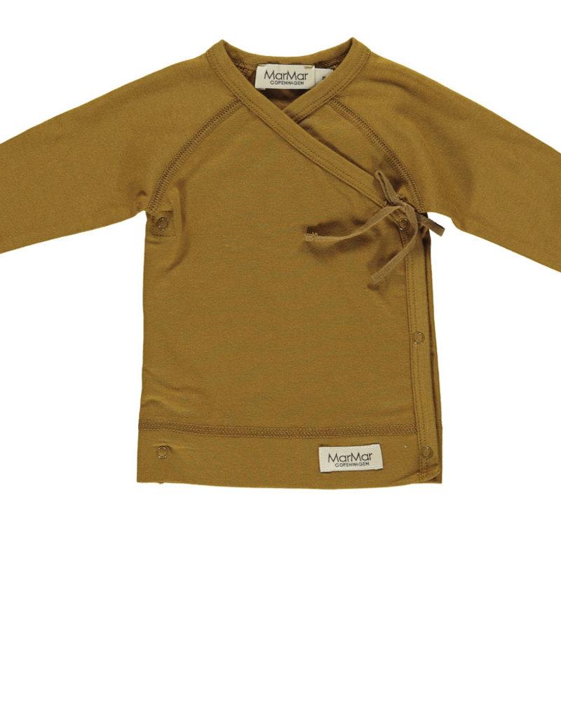 MarMar Copenhagen Tut wrap baby Golden olive