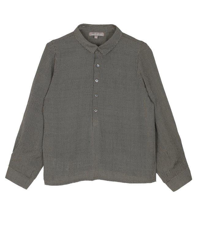 Emile & Ida Puce blouse R052