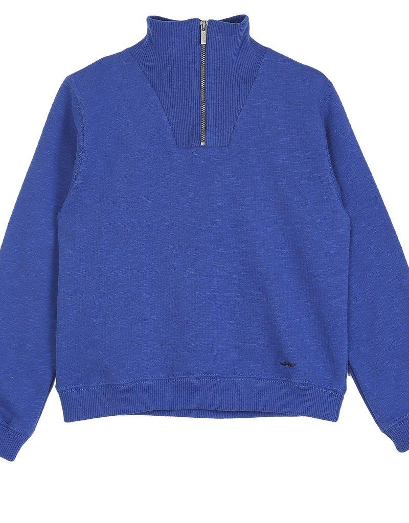 Emile & Ida Sweatshirt Cobalt R099