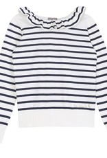 Emile & Ida Shirt Marine R108