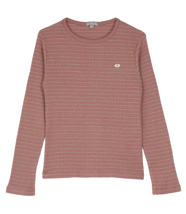Emile & Ida Shirt Raisin R112