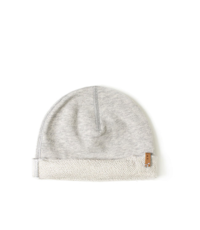 NixNut Newborn hat Grey
