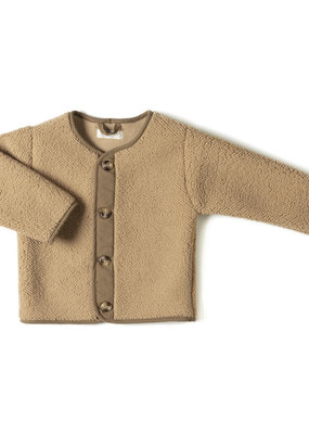 NixNut Teddy Vest Camel Lammy