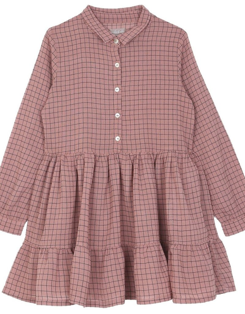 Emile & Ida Robe Raisin R143