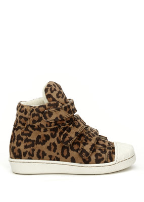 Bear & Mees B&M High top sneaker Leopard