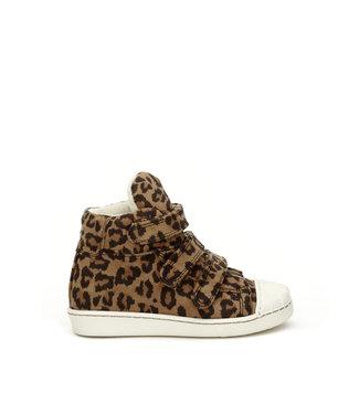 Bear & Mees B&M High top sneaker Leopard