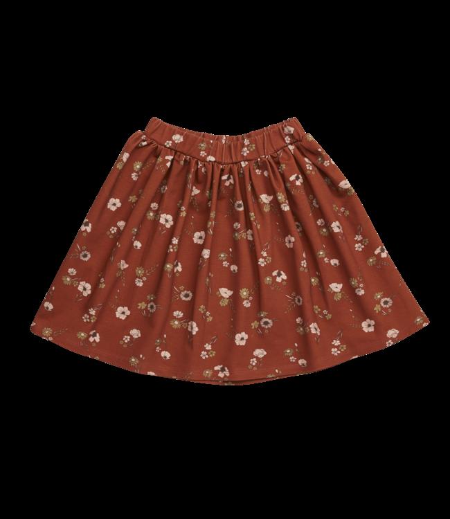 Blossom Kids Skirt festive floral
