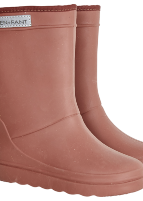 EN FANT Enfant Thermo boot Wine