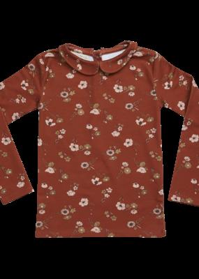 Blossom Kids Peterpan longsleeve festive floral