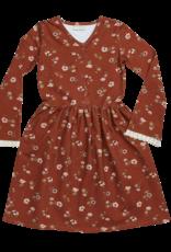 Blossom Kids Maxi dress Festive Floral