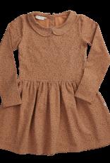 Blossom Kids Peterpan dress Leave drops
