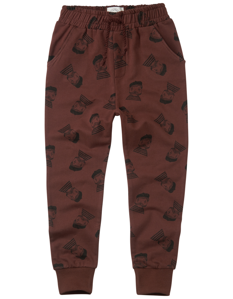 Sproet & Sprout Sweatpants Pierrot Chocolate