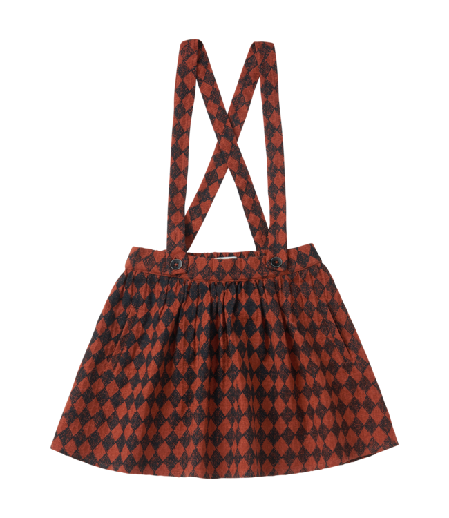 Sproet & Sprout Skirt Strapes Diamond