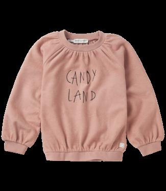 Sproet & Sprout Sweatshirt Brushed Candyland