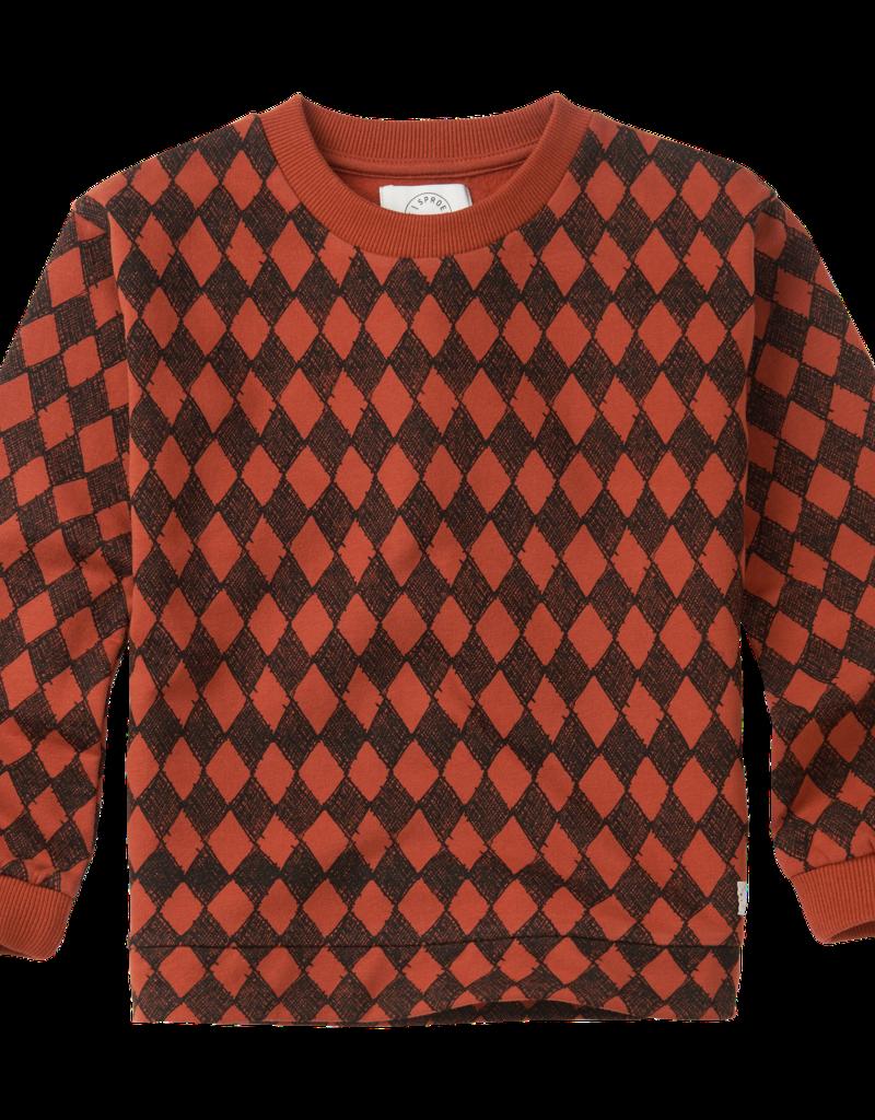 Sproet & Sprout Sweatshirt Diamond Copper