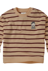Sproet & Sprout Sweatshirt Loose Stripe