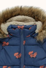 Tiny Cottons Foxes Padded Jacket