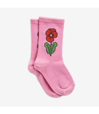 Mini Rodini Socks Viola pink