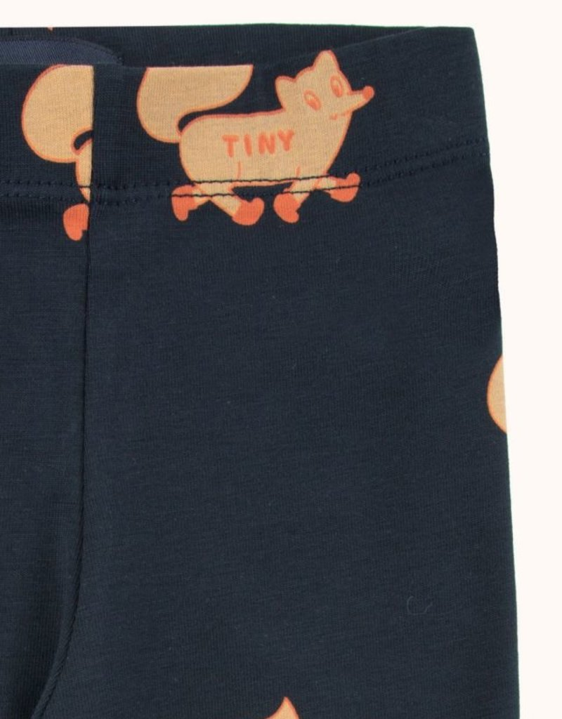 Tiny Cottons Foxes Pants navy/camel