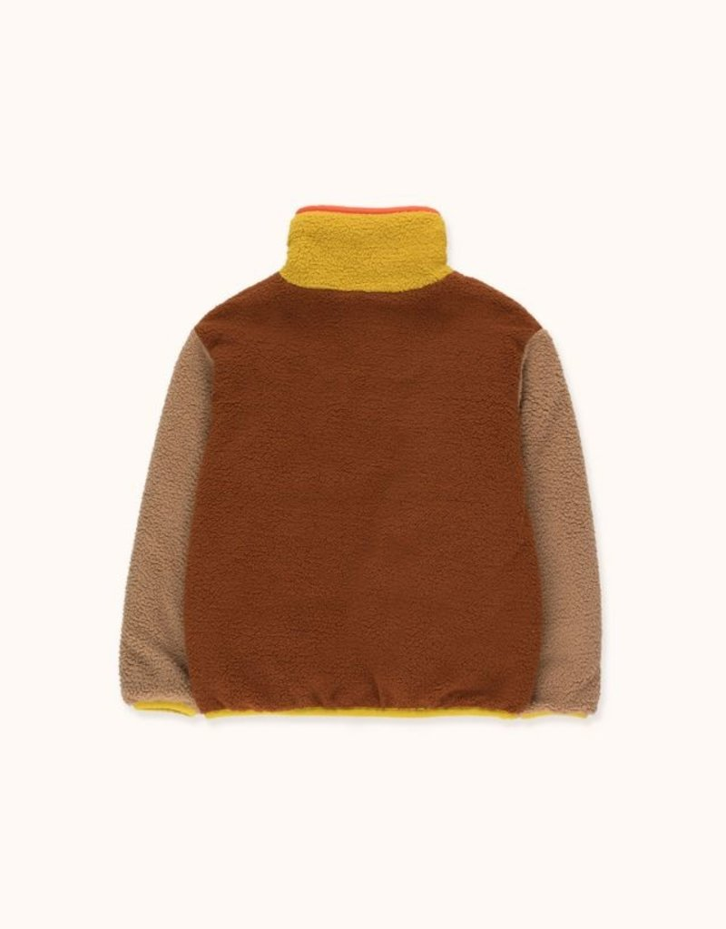 Tiny Cottons Color Block polar jacket