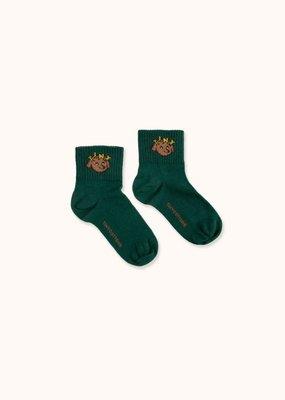 Tiny Cottons Tiny Dog quarter socks