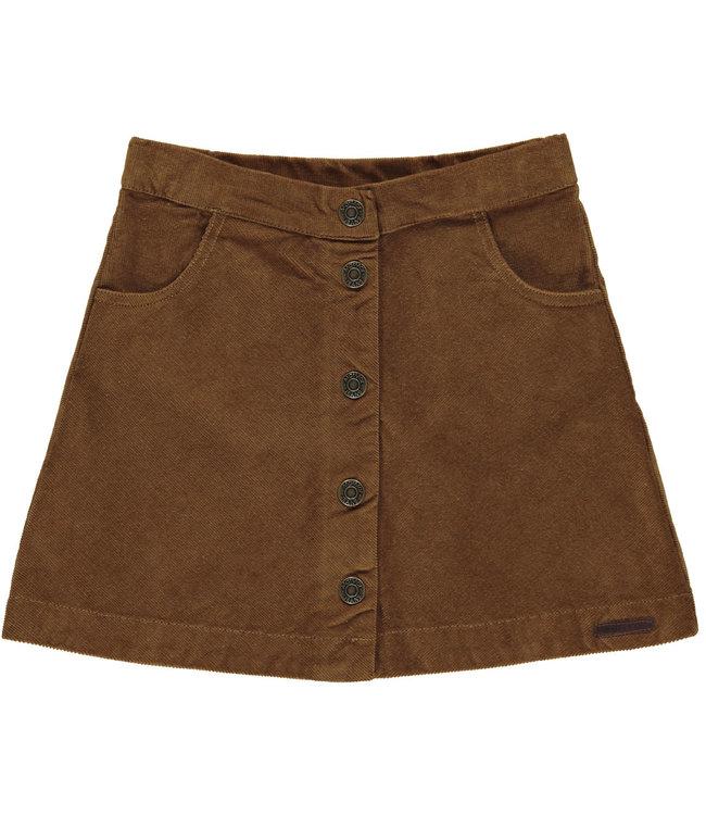 MarMar Copenhagen Sabbie skirt Leather