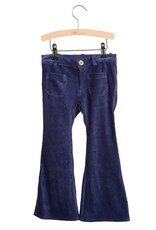 Little Hedonist LH 4 pocket flared pants Night blue