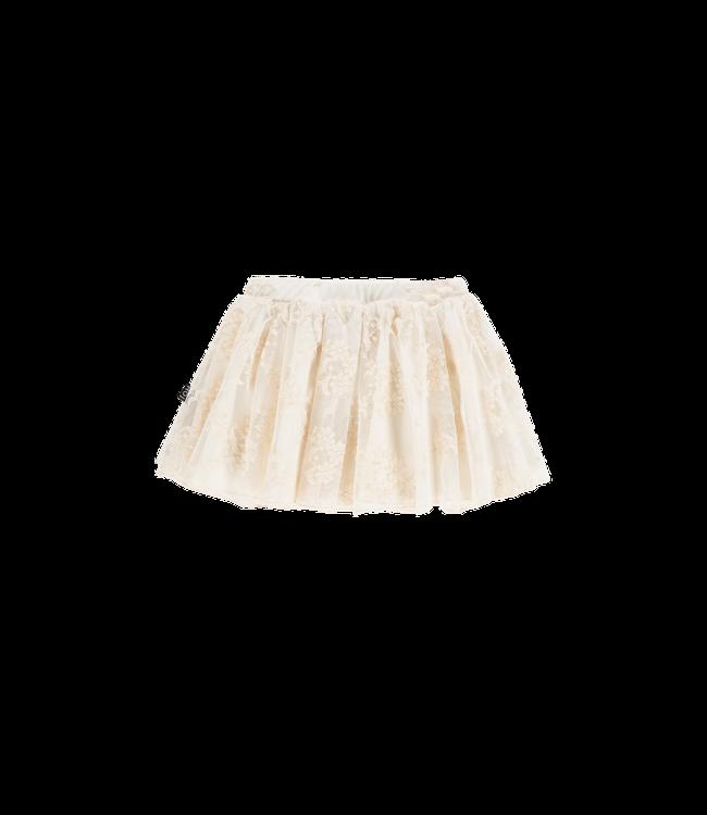 House of Jamie Lace skirt Cream en Lace