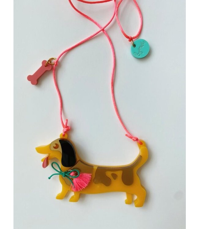 ByMelo Ketting hond