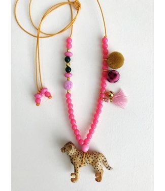 ByMelo Ketting luipaard