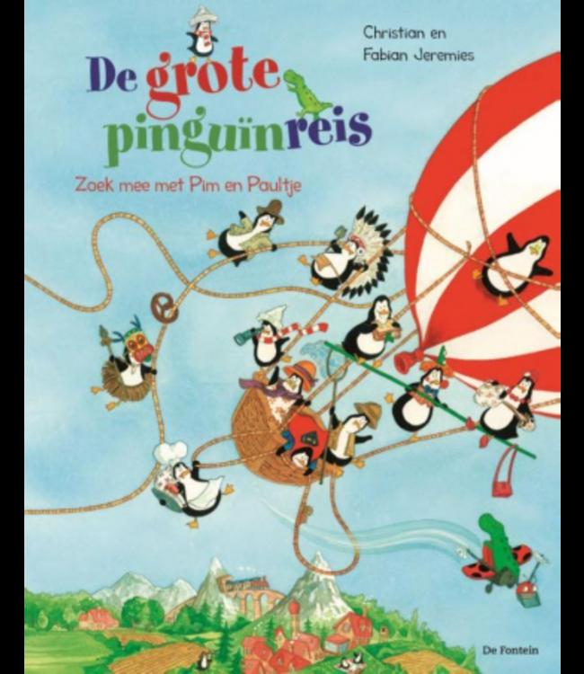 VKB Media De grote pinguinreis