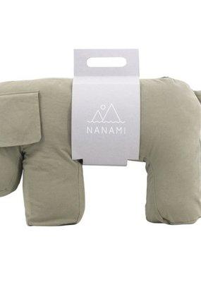 Nanami Voedingskussen Hond Grey