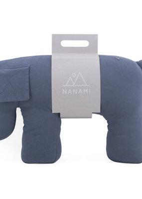 Nanami Voedingskussen Hond Blauw