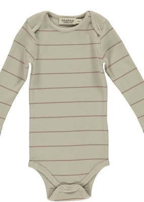 MarMar Copenhagen Ben modal body Berry air stripe
