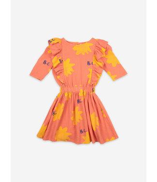 Bobo Choses Sparkle all over woven dress