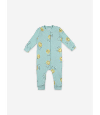 Bobo Choses Pet a lion All over rib overall