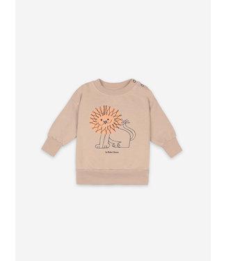 Bobo Choses Pet a lion sweatshirt