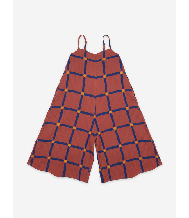 Bobo Choses Cube all over woven Overall