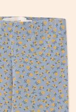 Tiny Cottons Small flower babypant Summer grey/honey