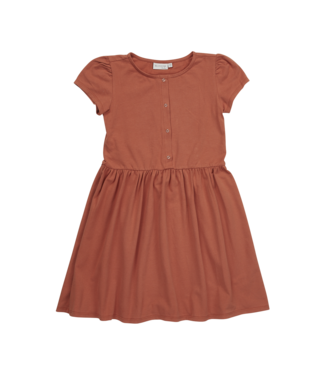 Blossom Kids Dress Dusty Coral