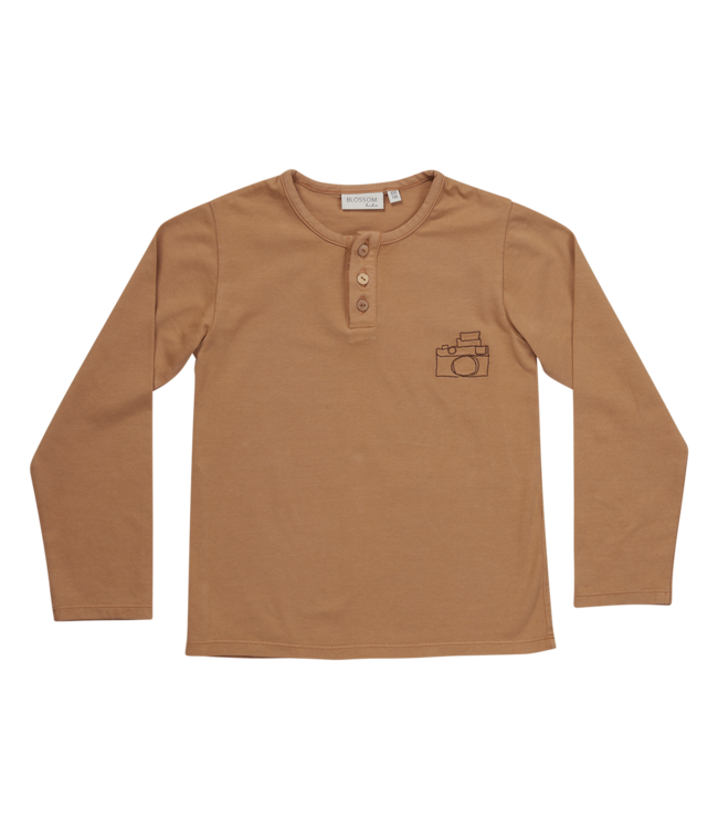 Blossom Kids Long sleeve shirt Camera