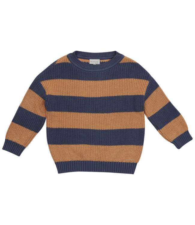 Blossom Kids Knitted jumper Chunky stripes