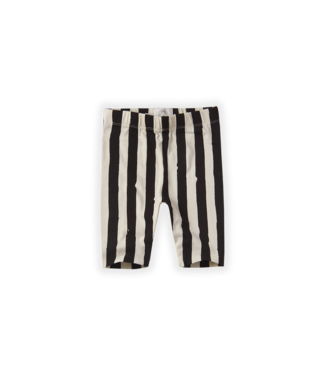 Sproet & Sprout Legging short Painted Stripe