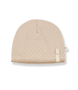 1 + in the family Elise beanie beige