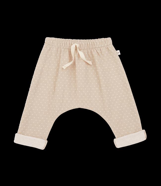 1 + in the family Adrien baggy pants beige