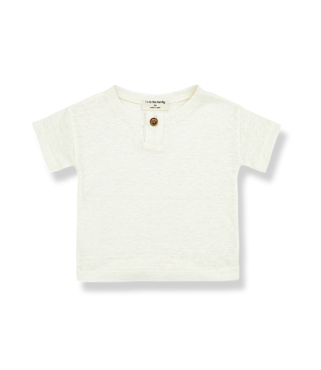 1 + in the family Felix shirt Ecru