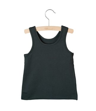 Little Hedonist Maddy tanktop Pirate Black