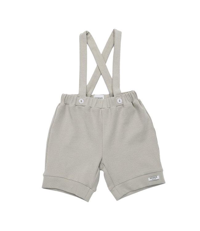 Donsje Abel shorts Mint Beige