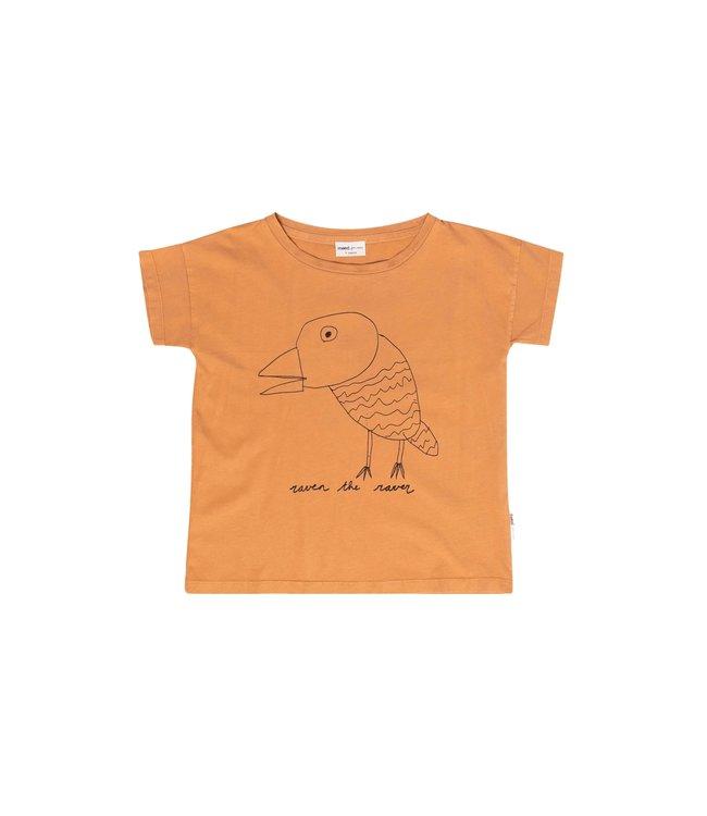 Maed for mini Raven the raver shirt
