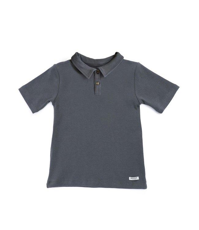 Donsje Sander shirt Dark Spruce